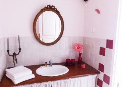 Salle de bain - La Garance