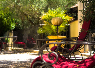 Profitez du soleil dans notre mas provençal